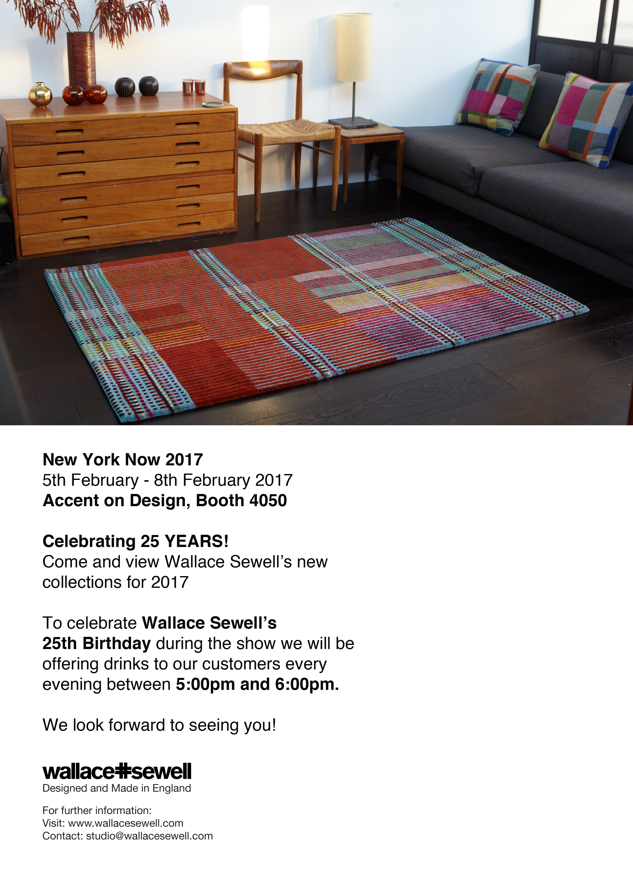 New York Now! Trade show 5th-8th February 2017