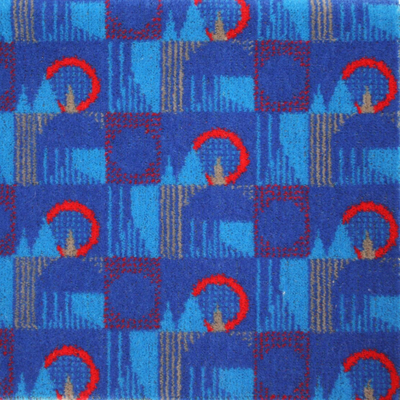 Transport for London – Underground Moquette