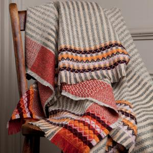 Dovedale throw