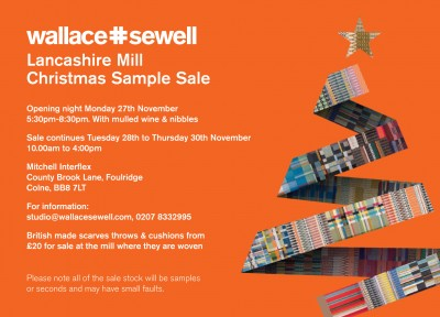 Lancashire Sale: 27th - 30th November