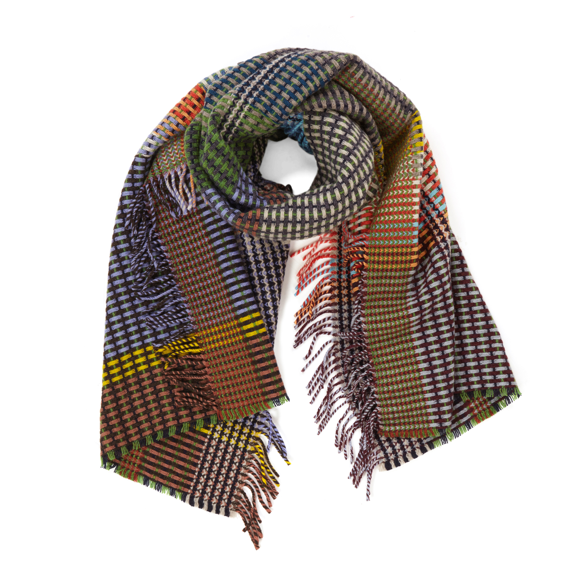 Jocelyn Blanket Wrap