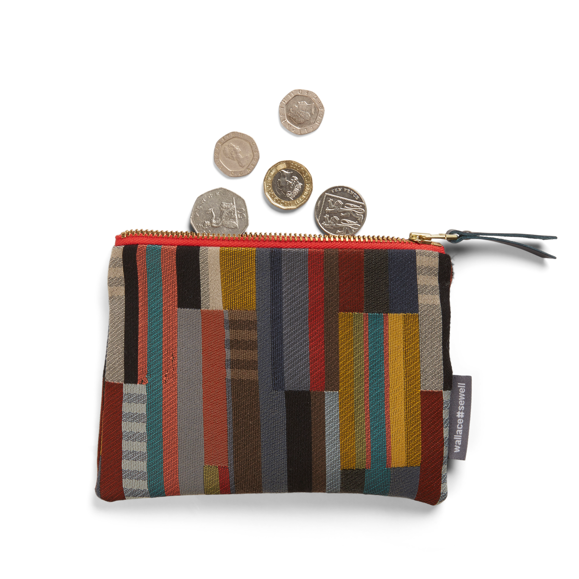 Cubitt Coin Purse - Multi