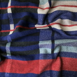 Stölzl Indigo Blanket