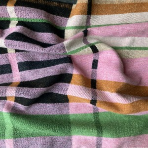 Stölzl Blanket - Nougat