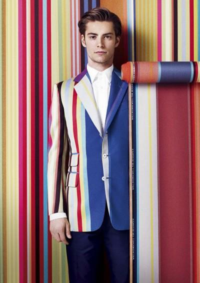 Wallpaper*/Gieves & Hawks/Designtex - Clerkenewell Coat