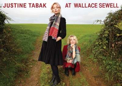 Justine Tabak Pop Up at Wallace Sewell